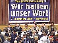 Delegiertentreffen in Knittelfeld