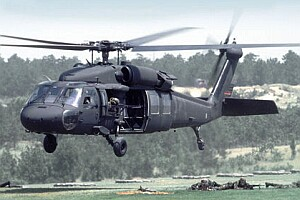Вертолет Black Hawk UH-60