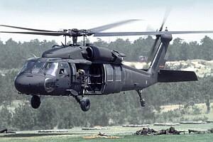 Вертолет Black Hawk UH-60