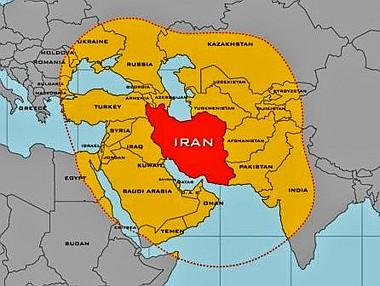 Karte Iran Nachbarlander.Dr Seltsam Am Persischen Golf