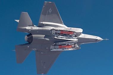 Lockheed Martin F-35 Joint 'Massive Cost Overrun' Fighter